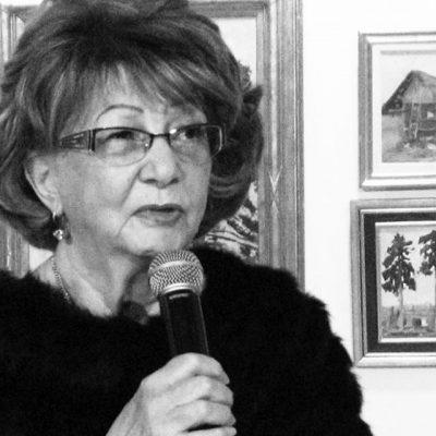 Cine a fost Ruxandra Garofeanu. Critic de artă, realizatoare de emisiuni de radio şi televiziune. A murit la 76 de ani