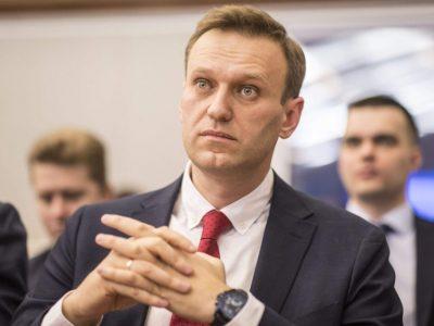 Alexei Navalnîi a fost condamnat la închisoare