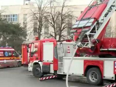 Tragedie în Constanța: pompierii nu au reușit să salveze o femeie din flăcări