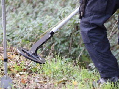 Ce a descoperit un bărbat din Bihor, în timp ce căuta o comoară cu detectorul de metale