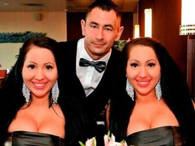 Surorile gemene care împart același iubit. Pe ce au investit ele 200.000 de euro
