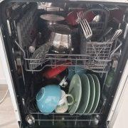 Bicarbonat de sodiu pentru curățarea mașinii de spălat vase, recomandat de producători