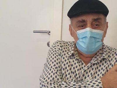Oana Lis nu se dezminte! Ce i-a rugat pe medicii care i-au făcut vaccinul lui Viorel Lis