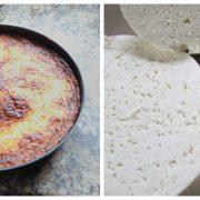 Rețetă specială din bătrâni pentru lăsatul secului de brânzâ. Cabaniță oltenească cu brânză de oaie