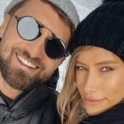 """Gabriela Prisacariu, iubita lui Dani Oțil: """"Anul acesta vom fi patru"""". Ce i-a interzis medicul în timpul sarcinii"""