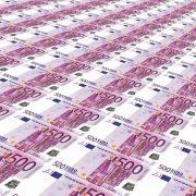 Curs valutar BNR 2 martie. Euro scade din nou, dolarul crește masiv