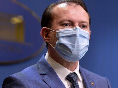"""Florin Cîțu: """"Școlile nu se închid. Le transmit bucureştenilor să nu asculte scenarii"""""""