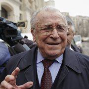 Ion Iliescu s-a vaccinat anti-Covid, în ziua în care a împlinit 91 de ani