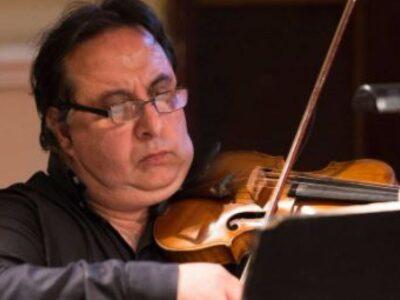 S-a stins marele violonist Mitică Feraru. Durere mare printre artiști
