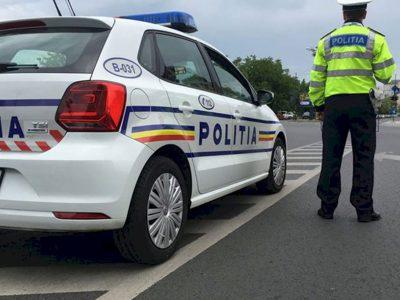 Ce salariu are în 2021 un polițist de la brigada rutieră București