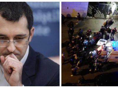 Se cere demisia lui Vlad Voiculescu, după evacuarea de la Foișor. Care este acum situația la spital