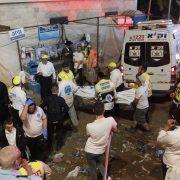 Tragedie în Vinerea Mare. 44 de morți și peste 150 de răniți la pelerinaj în Israel