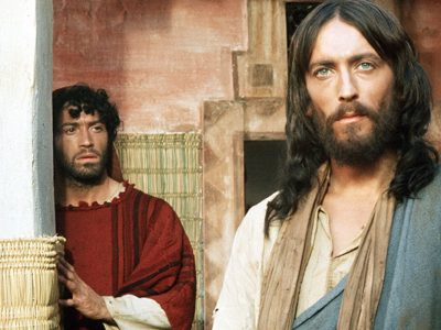 Iisus din Nazareth din nou la TV. Când începe filmul produs de Franco Zeffirelli
