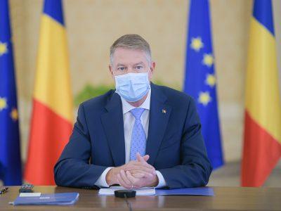 Klaus Iohannis a spus cum vom ieși din pandemie! Condiția principală