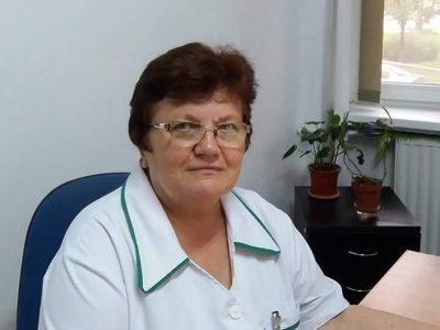 A murit Lidia Dobrei. Medicul radiolog a luat Covid-19 de la pacienți