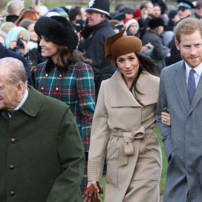 Prințul Harry și Meghan Markle, mesaj emoționant după moartea Prințului Philip