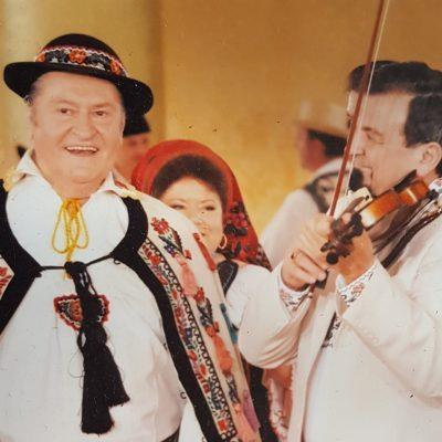A murit Simion Pop. Legătura dintre cântărețul de muzică populară și Denisa Răducu