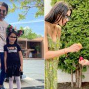 Pepe și Raluca Pascu, împreună de sărbători! Cum s-au afișat cei doi foști soți alături de fiicele lor