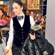 La 14 ani, fiica Andreei Marin arată superb! Violeta practică un sport dedicat băieților