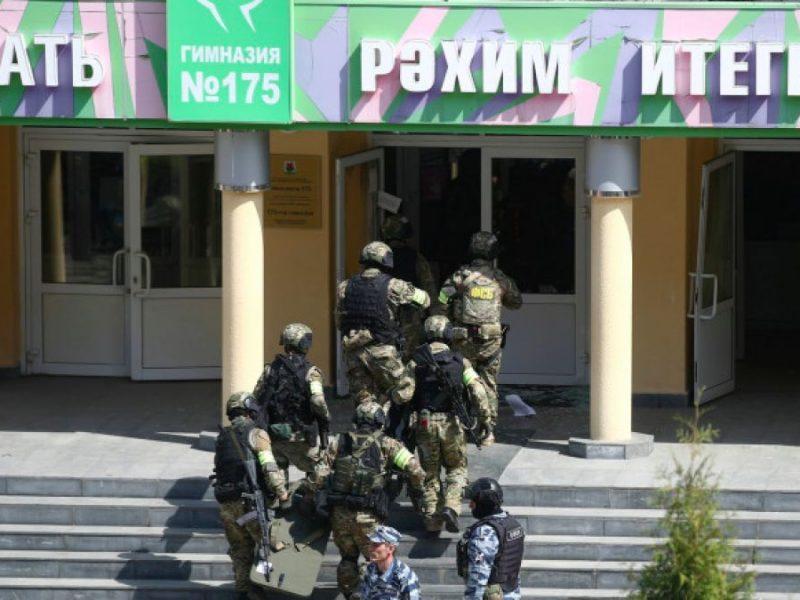 Rusia: masacru la o școală din centru. Au murit 11 elevi nevinovați