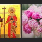 Tradiția bujorilor de Constantin și Elena. Ce trebuie să faci în ajunul sărbătorii