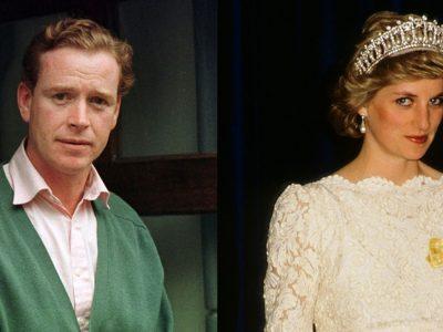 Fostul iubit al Prințesei Diana, complet schimbat la 62 de ani. Relația cu Lady Di i-a distrus cariera