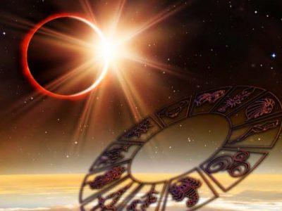 Eclipsă inelară de soare, în luna iunie. Fenomenul va afecta toate zodiile