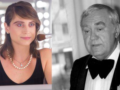 Irina Rădulescu, fiica lui Dem, duce moștenirea familiei mai departe. Este o actriță de succes