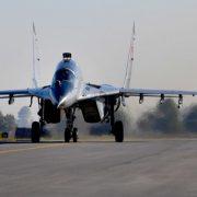 Avion de luptă prăbușit în Marea Neagră. Autoritățile sunt în alertă
