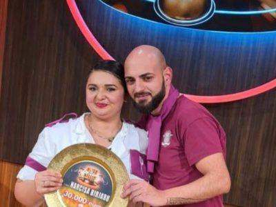 Narcisa de la Chefi la Cuțite lucrează la un restaurant de lux din București