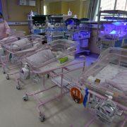 I s-a spus la ecografie că va naște opt copii, dar... surpriză! A născut zece!