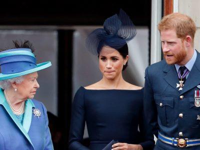 Regina Angliei face primul pas către Harry. Motivul pentru care l-a invitat la palat