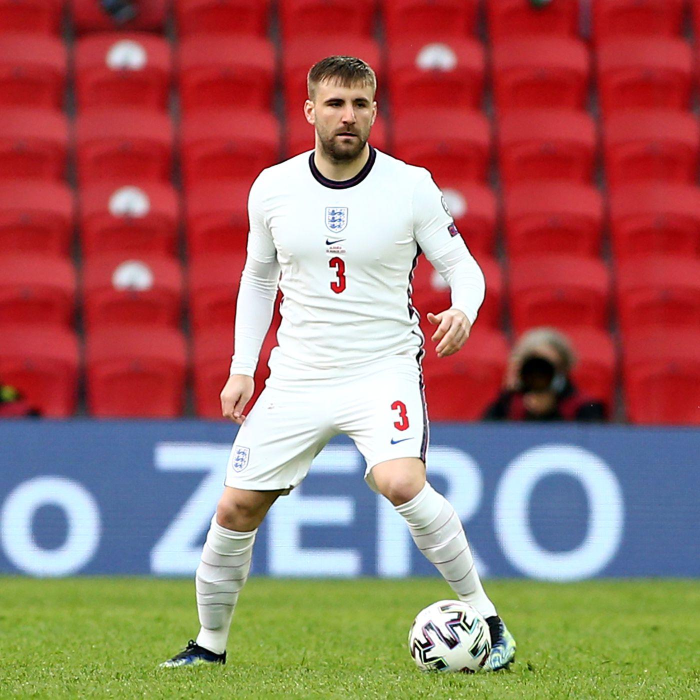Luke Shaw deschide scorul în finala EURO 2020