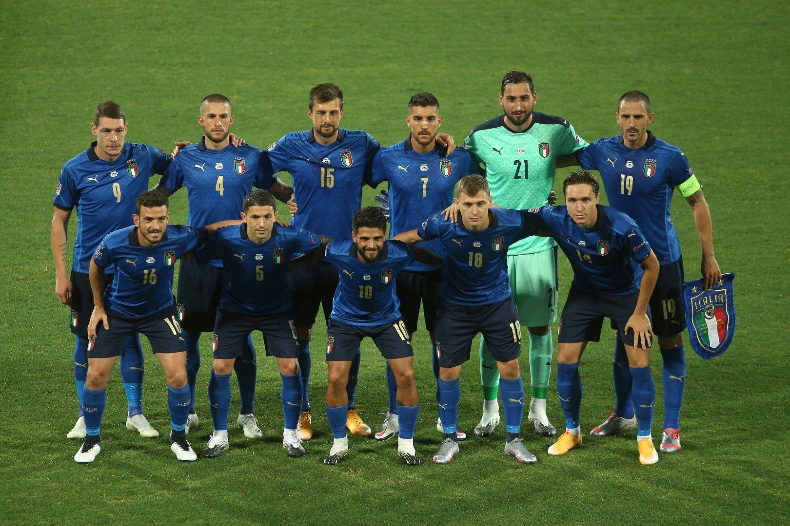 Italia marea favorită a trofeului EURO 2020
