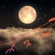 Luna plină din iulie ne dă viața peste cap. Schimbări majore pentru zodii