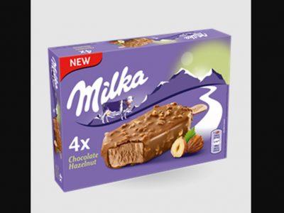 Înghețată Milka retrasă din magazine. Producătorul vă recomandă să nu o consumați