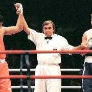 Ninel Damian a plecat dintre noi. A făcut carieră în sport, unul dintre cei mai buni arbitrii ai României