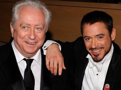 Doliu în lumea filmului. S-a stins din viață marele Robert Downey Sr.
