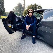 Ea este românca luată în căsătorie de miliardarul Piero Ferrari. Incredibil cum s-au cunoscut
