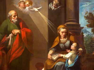 Calendar ortodox 25 iulie 2021. Roagă-te la Sfânta Ana, ocrotitoarea copiilor și a maternității