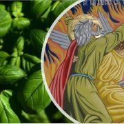 Cea mai veche tradiție de Sfântul Ilie. Este cu adevărat specială