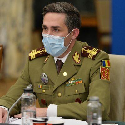Valeriu Gheorghiță: crește numărul de cazuri de COVID-19. Ce trebuie să facă tinerii