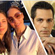 Fiica Andreei Marin a compus o melodie. Violeta va cânta chiar cu tatăl ei, Ștefan Bănică