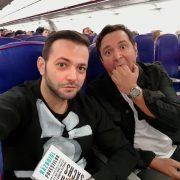Daniel Buzdugan şi Mihai Morar au făcut anunțul. Sunt de 17 ani prieteni şi colegi la radio