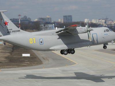 Tragedie aviatică în Rusia. Un avion militar s-a prăbușit aproape de Moscova