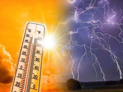 Alertă ANM: disconfort termic ridicat și vijelii în mai multe județe