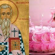 Mesaje și urări pentru cei care poartă numele Sfântului Alexandru! La mulți ani