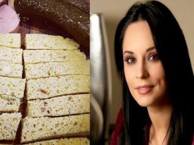 Rețeta de pâine a Andreei Marin. O face singură, e bună pentru dietă
