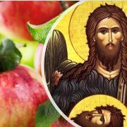 Tăierea capului Sfântului Ioan Botezătorul. Tradiții, obiceiuri și superstiții