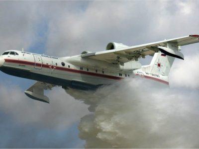 Un avion care participa la stingerea incendiilor s-a prăbușit în Turcia